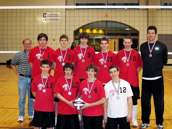 2004 Ovr Boys Regional Championships Results