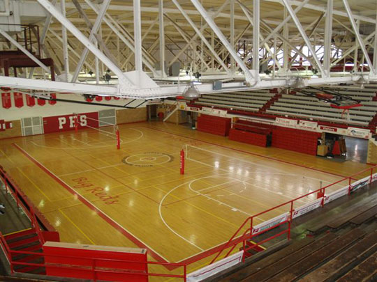 Parkersburg HS Field House